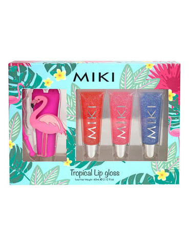 Tropical Lip Gloss Miki