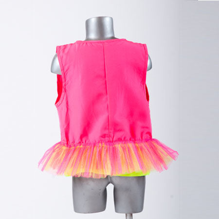High visual Vest Ballerina