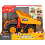 Weight Lift Truck Dickie Toys