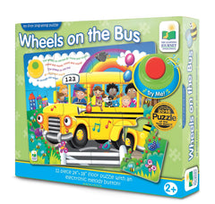 the wheels on the bus learning journey
