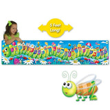 ABC Caterpillar alphabet Floor Puzzle