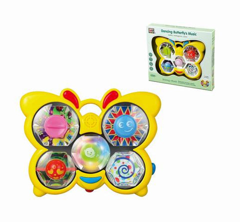 Musical Baby Activity Butterfly
