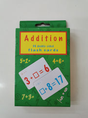kidz-stuff-online - Addition Flash Cards