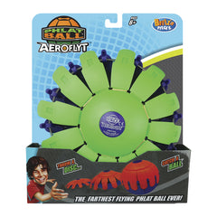kidz-stuff-online - Phlat Ball Green/Purple - Aeroflyt