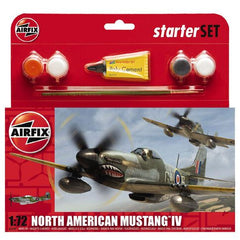 airfix north american mustane IV