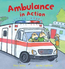 Ambulance in action- Book