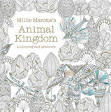 Animal Kingdom colouring Book
