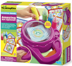 kidz-stuff-online - Amazing Art Spinner - 4M