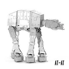 Star Wars metal earth 3d AT-AT