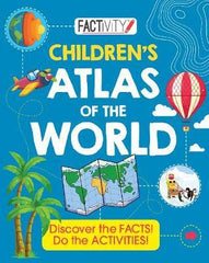 Factivity Childrens Atlas of the World