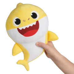 Baby Shark Sound Plush Yellow