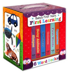 Babys First Years Look And Learn Boxed Set