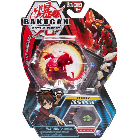 Bakugan Single Figure Dragonoid