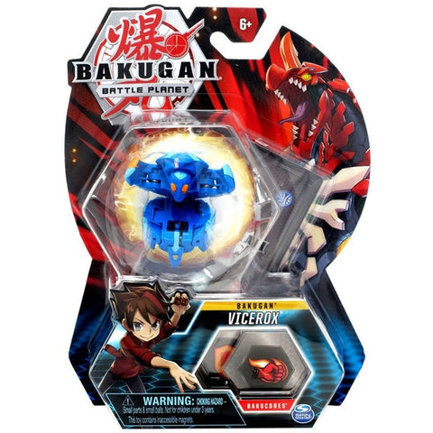 Bakugan Single Figure Vicerox