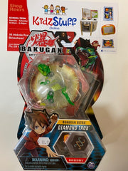 diamond trox bakugan figure