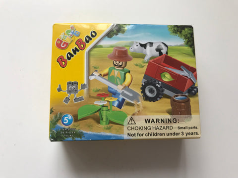 BANBAO GIFT SERIES FARMER - 8005