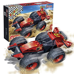 Rodeo Racer Pull back Car - 8601