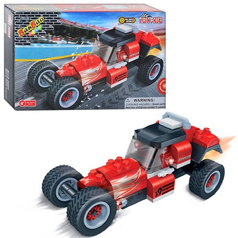 Roadster Racer Pull back Car - 8619