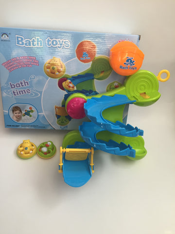 Race Track Bath Toy