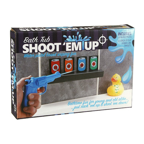 Bath Tub Shoot Em Up