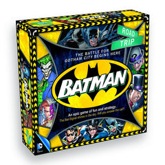 Batman: Road Trip Board Game