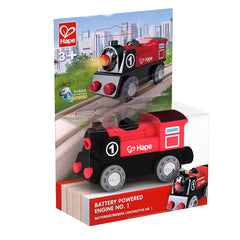 kidz-stuff-online - Battered Powered Engine No.1 - Hape