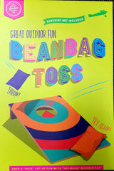 Bean Bag Toss - Great Outdoor Fun