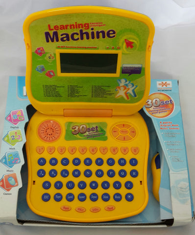 laptop learning Machine