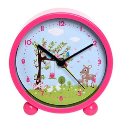 kidz-stuff-online - Alarm Clock Woodland Animals