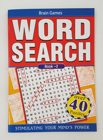 Word Search Book 2