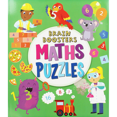 Brain Boosters Math Puzzles