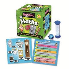 BrainBox Maths game