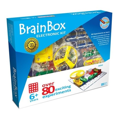 BrainBox 80+ Exciting Experiments
