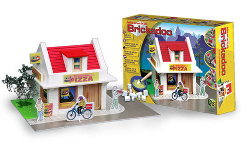 Brickadoo Pizza Place 20906