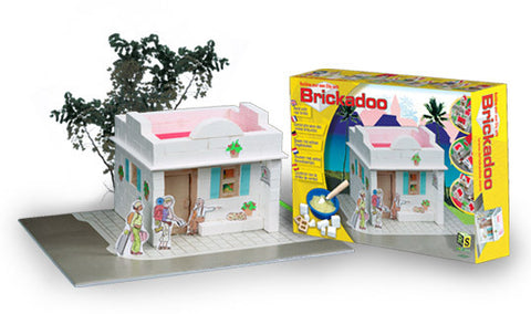 Brickadoo Spanish House 20915