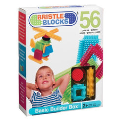 Bristle Blocks 56 Piece
