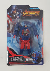 Captain America Avengers Watch