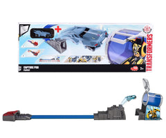 Transformers Capture Pod Track Set