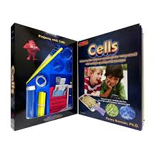 ScienceWiz: Cells- clip on microscope