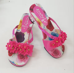 Dress Up Shoes Hot Pink CH478 Size 31