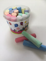 Colour Chalk Tub
