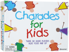 kidz-stuff-online - Charades For Kids Game