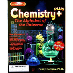 Science Wiz Chemistry +plus