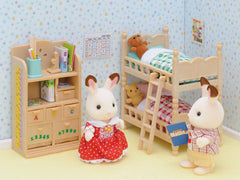kidz-stuff-online - Sylvanian Families Childrens Bedroom Set