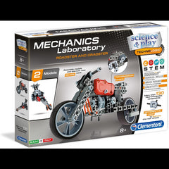 kidz-stuff-online - Mechanics Laboratory Roadster & Dragster