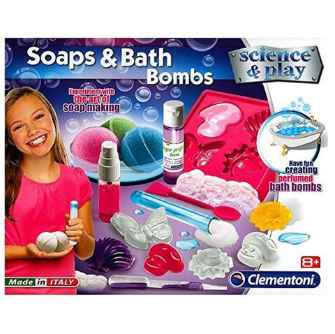 Make your own Soaps & Bath Bombs