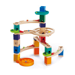 kidz-stuff-online - Cliffhanger Marble Run  Wooden - Hape