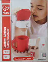 kidz-stuff-online - Coffee Maker Wooden - Hape