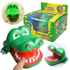 kidz-stuff-online - Crocodile Dentist Finger Snap Game