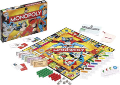 Monopoly  DC Comics Originals Edition
